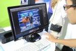 komputer, monitor, ekran