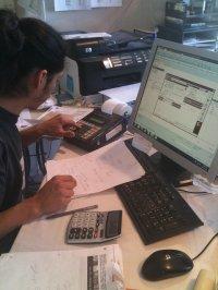 praca księgowej